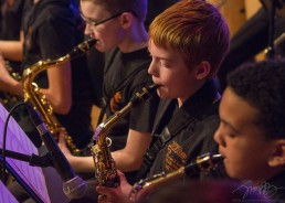 Michael E. Smith Middle School Jazz Band