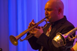 Jeff Holmes Big Band featuring Dawning Holmes