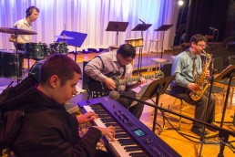 Berkshire Hills Music Academy Jazz Quartet